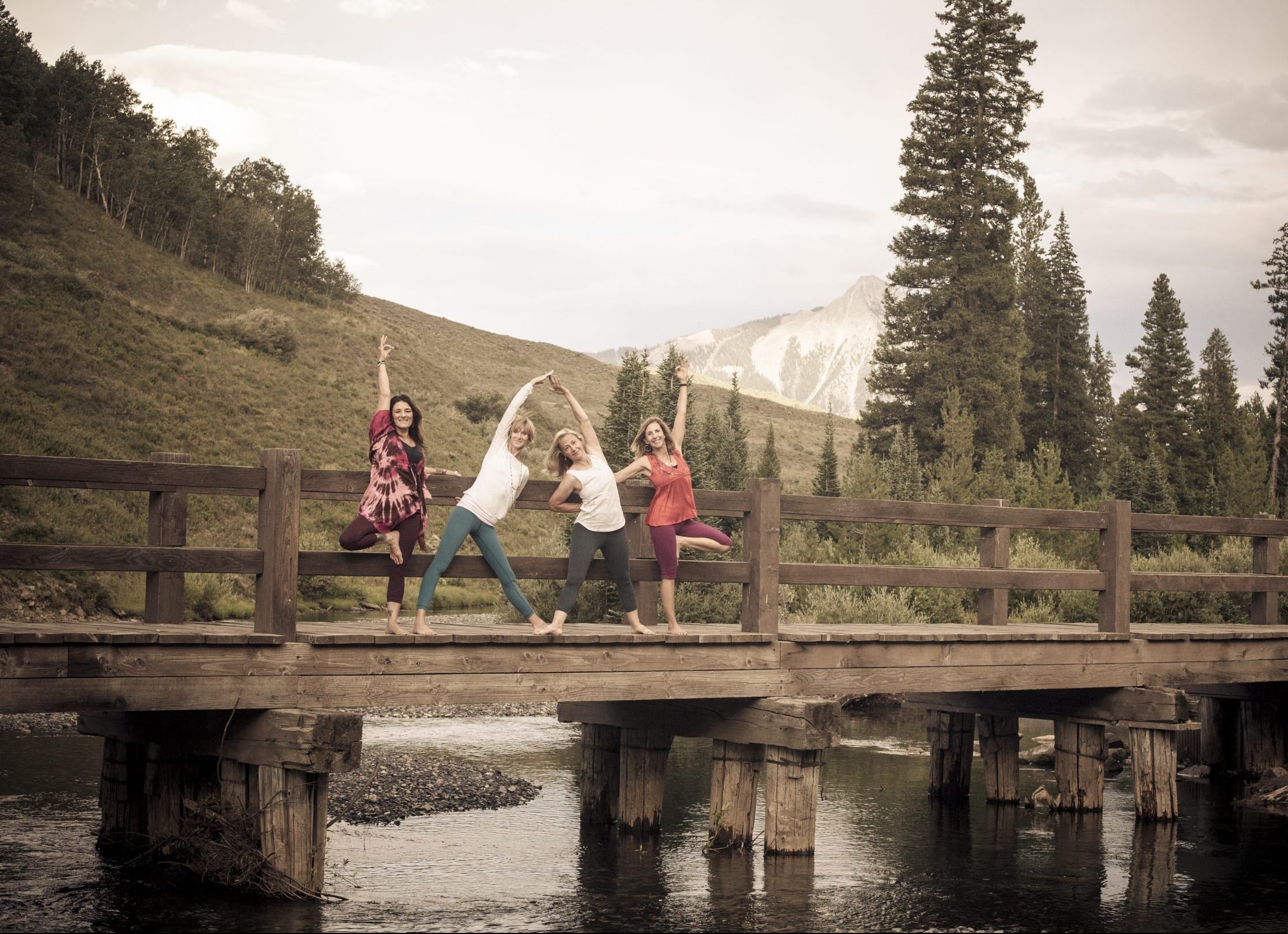 yogis at gunsight pass