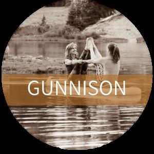 Gunnison Circle Logo